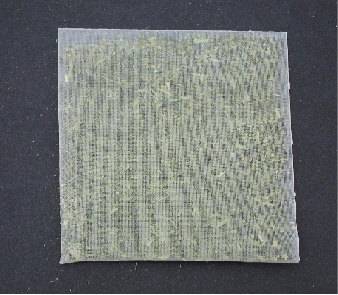 【ナイロン平型ティーバック】 有機JAS認定工場で有機品の加工も可能  ティーバック加工 ISO